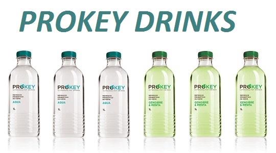 Prokey Drinks bebida de kefir de agua