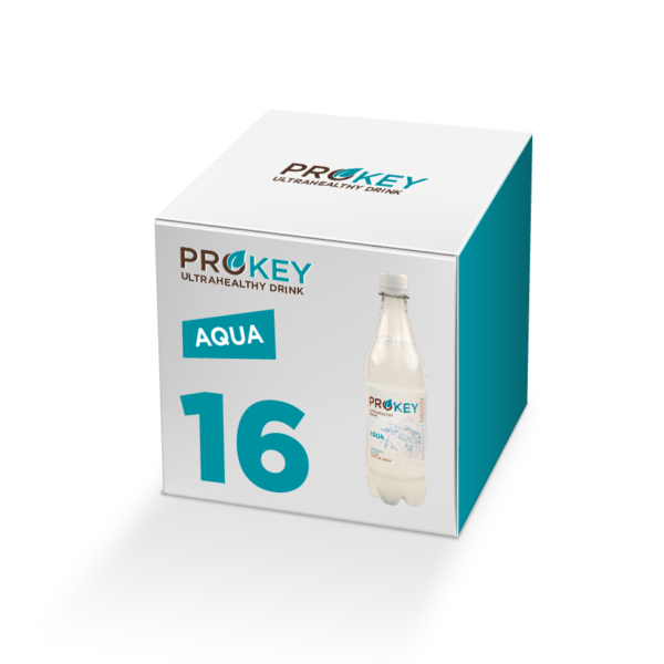Prokey aqua refresco kefir agua caja 16