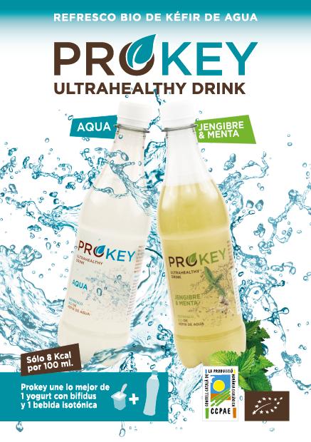 prokey drinks aqua menta gengibre
