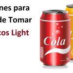 6 razones para dejar de tomar refrescos Light