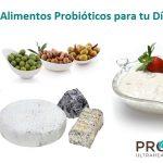 Lista de Alimentos probióticos para Incluir en tu Alimentación Diaria