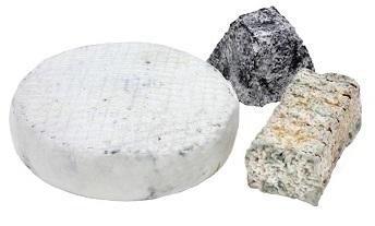 Queso crudo - Prebióticos y probioticos ejemplos de alimentos naturales