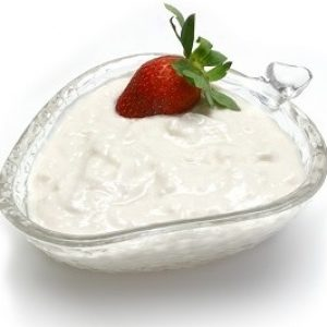 yogurt con probioticos vivos
