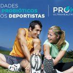 Propiedades de los Probióticos para los Deportistas