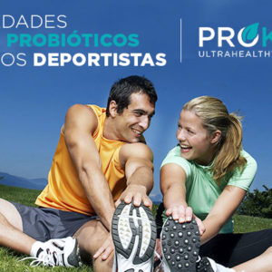 beneficios de los probióticos en los deportistas - prokey drinks