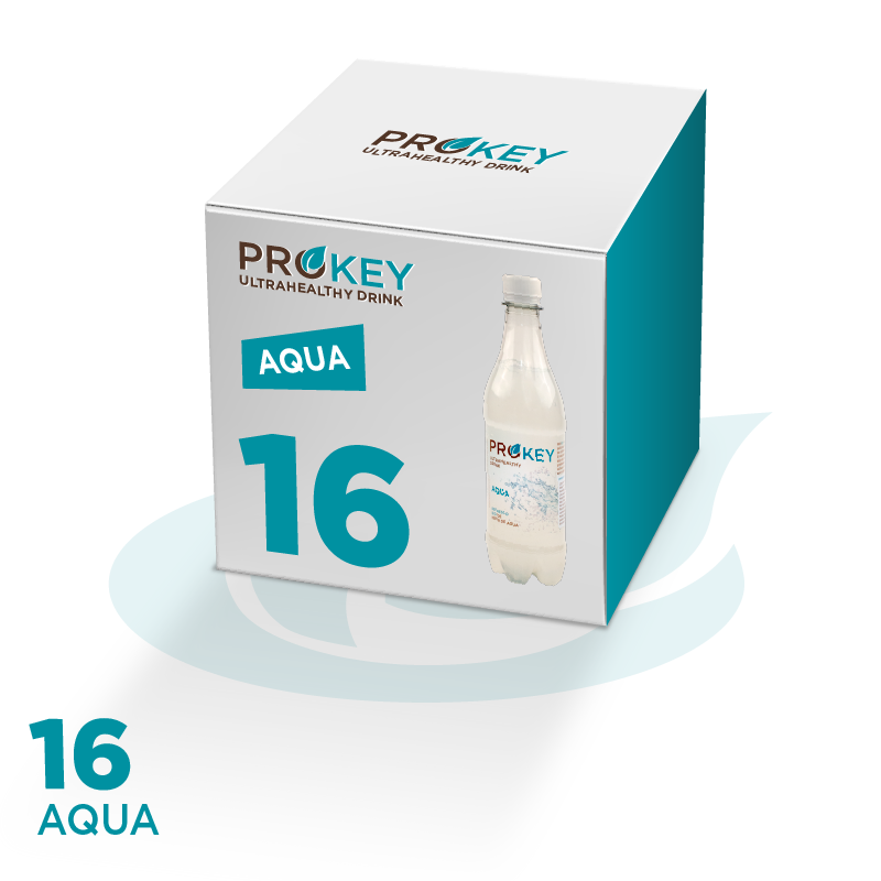 MONTHLY SUBSCRIPTION: AQUA (16x500ml monthly)