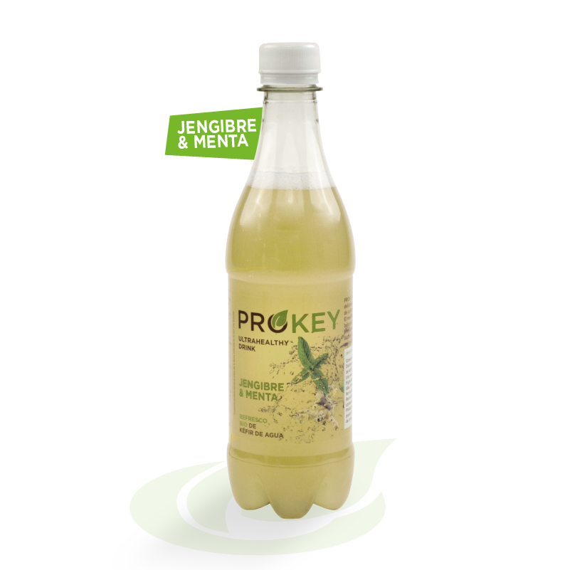MONTHLY SUBSCRIPTION:MINT&GINGER (16x500ml monthly)