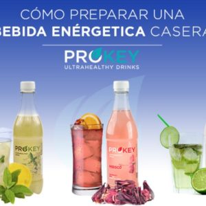 Cómo preparar una bebida energética casera