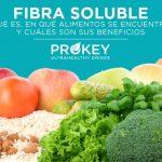 Fibra Soluble: Qué es, en Qué Alimentos se Encuentra y Cuáles son sus Beneficios