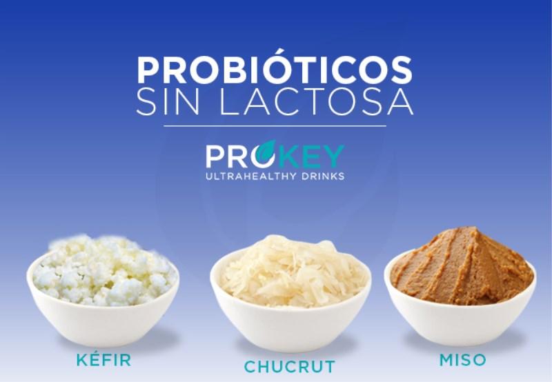 3 Alimentos Probióticos Sin Lactosa que te Gustarán. Garantizado
