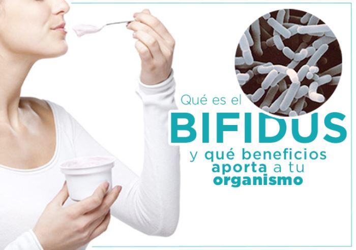 beneficios del bifidus para el organismo