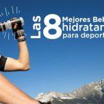 Las 8 Mejores Bebidas Hidratantes para Deportistas