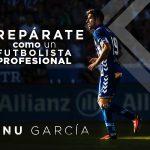 Entrevista a Manu García, Capitán del Deportivo Alavés