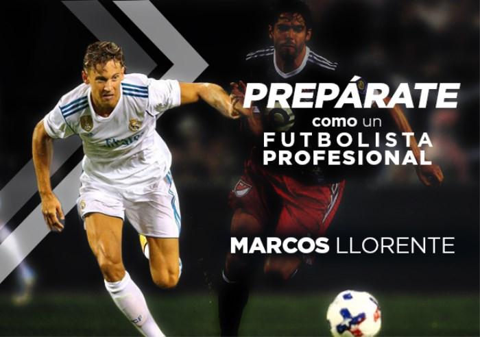Entrevista a Marcos Llorente, Jugador del Real Madrid C. F.