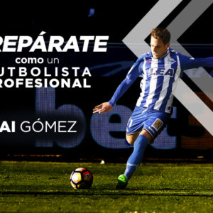 Entrevista al futbolista profesional Ibai Gómez