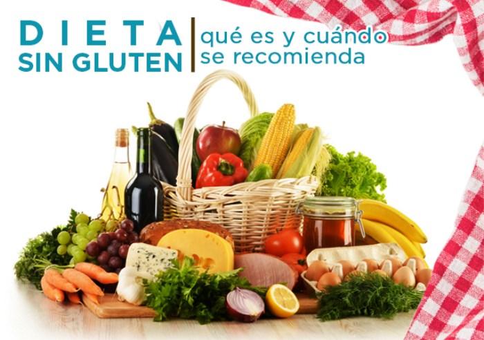 Qué es una dieta sin gluten