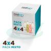 pack de 4 sabores kefir de agua prokey