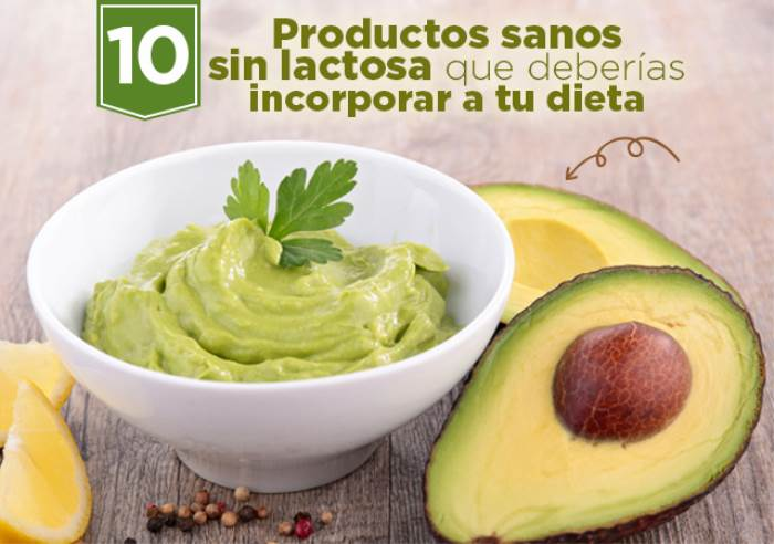 Productos sin lactosa que deberías incorporar a tu dieta