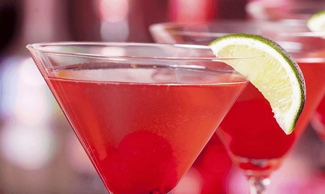 Bebida Fría Pink Lady con Kéfir de Agua de Prokeydrinks