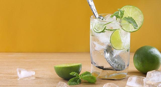 receta limonada probiotica con kéfir de agua