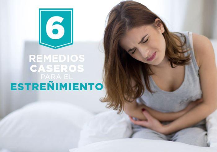 5 Remedios Caseros para el Estreñimiento
