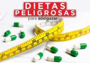 Dietas peligrosas para tu organismo