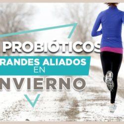 Los probióticos en invierno