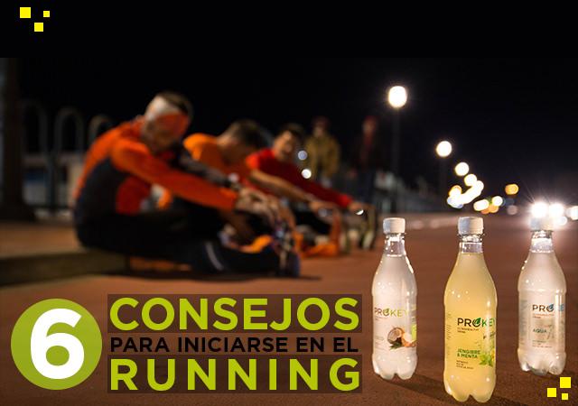 6 Consejos para Iniciarse en el Running