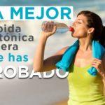 La Mejor Bebida Isotónica Casera que has Probado
