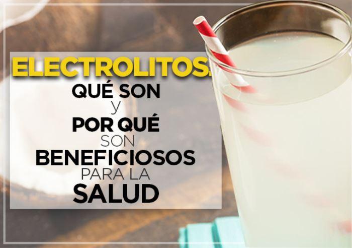 bebidas rehidratantes ventajas y desventajas