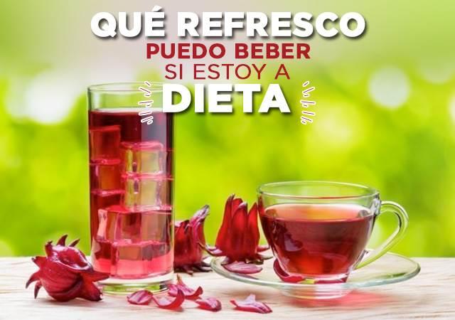 Refrescos para dieta: zumos naturales, infusiones, agua y Prokey