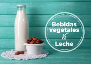 3 recetas de bebidas vegetales para preparar en casa