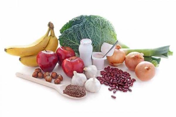 Lista de alimentos prebióticos beneficiosos