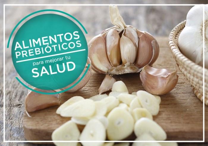 Lista de Alimentos Prebióticos para Mejorar tu Salud