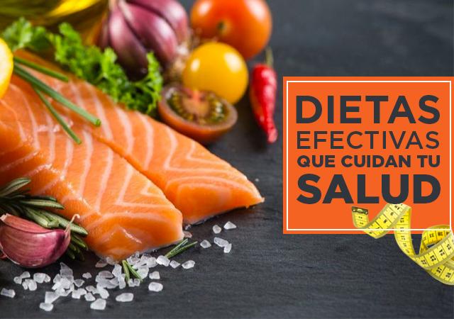 Dietas buenas para la salud