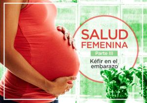 Kéfir en el embarazo