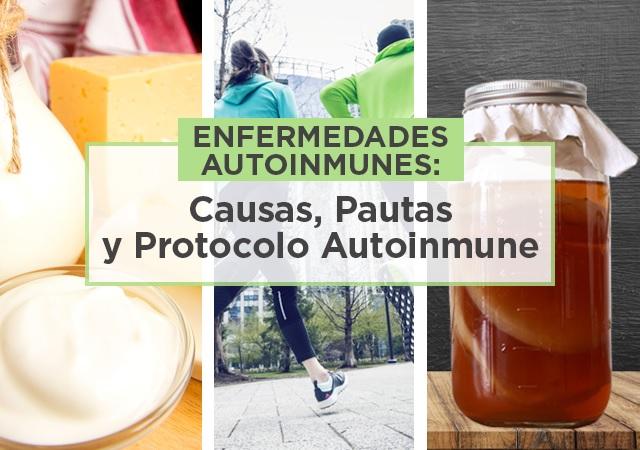 Enfermedades autoinmunes: Causas, pautas y protocolo autoinmune