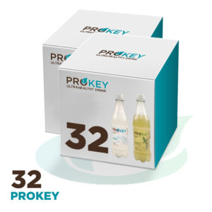 32 Prokey/Kombucha, choose flavour (32x500ml)
