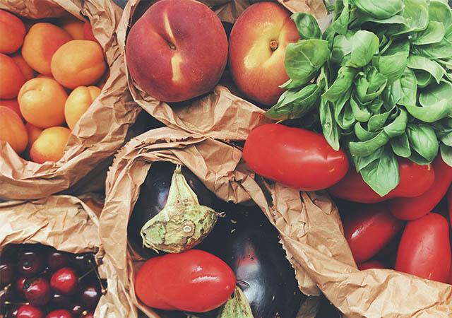 cómo llevar una alimentación ecológica