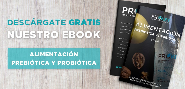 Ebook Probióticos y prebióticos Prokeydrinks