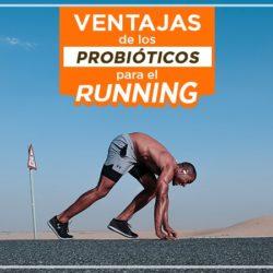 ventajas Probioticos para el Running