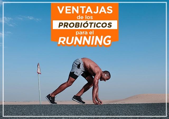 Beneficios de los Probióticos para atletas y amantes del Running