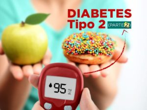 Diabetes tipo 2 alimentación