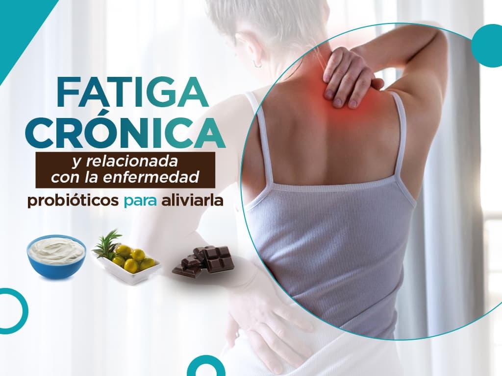 Probióticos para la fatiga crónica Prokeydrinks